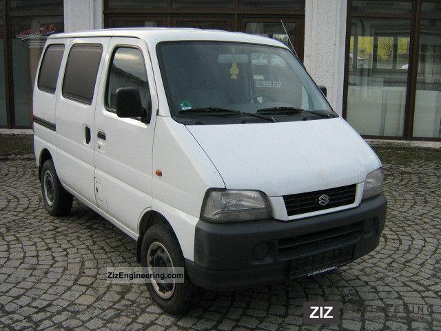 1999 Suzuki  Carry Van or truck up to 7.5t Box-type delivery van photo