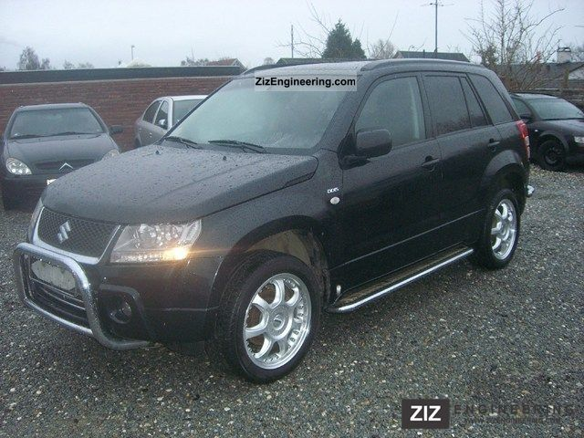 suzuki grand vitara 1 9 ddis glx 2006 other vans trucks up to 7 5t photo and specs. Black Bedroom Furniture Sets. Home Design Ideas
