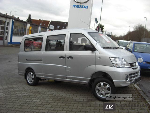 2011 Suzuki  Changhe Freedom Van Lang Van or truck up to 7.5t Box-type delivery van photo