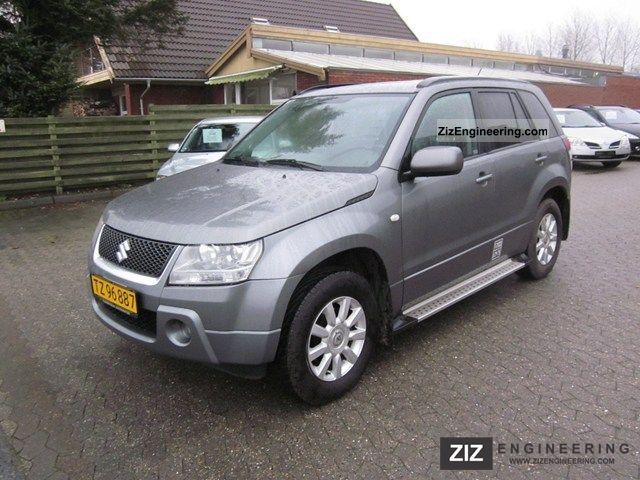 suzuki grand vitara 1 9 ddis gls 2006 other vans trucks up. Black Bedroom Furniture Sets. Home Design Ideas