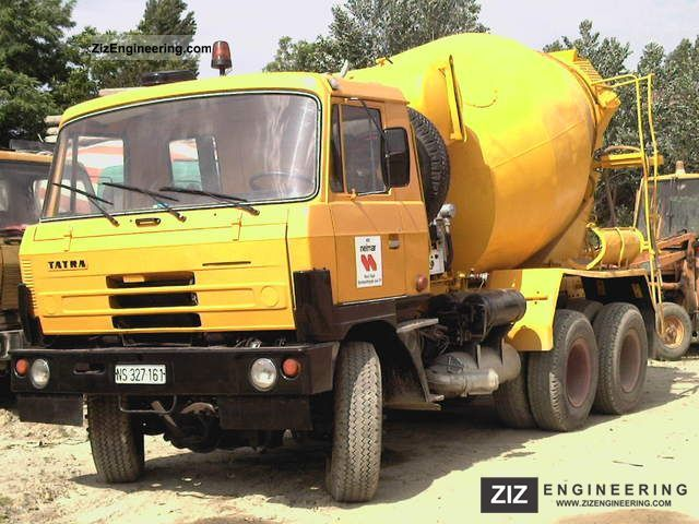Cement mixer, Truck over 7.5t Commercial Vehicles With Pictures (Page 10)