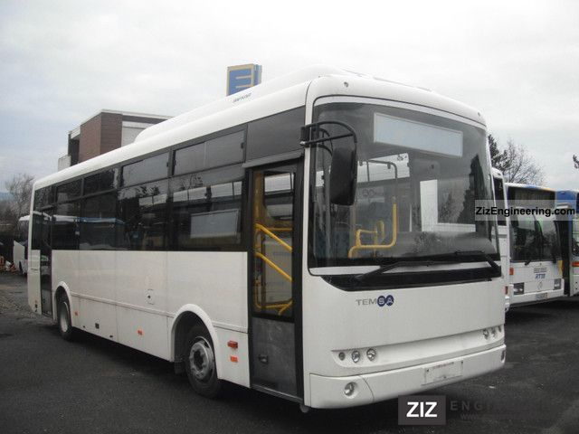 Temsa Metropolitan 2010 Bus Public Service Vehicle Photo