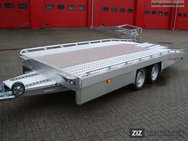 Aluminum Car Construction : Tijhof ta ann in aluminum construction car