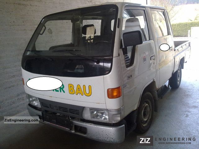 Toyota Dyna Ly100 1999 Stake Body Truck Photo And Specs