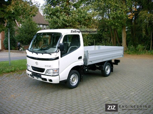 Stake Body  Van Or Truck Up To 7 5t Commercial Vehicles With Pictures  Page 70