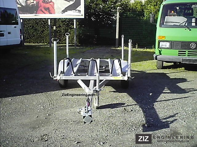 2006 TPV  Motorcycle or boat Trailer Motortcycle Trailer photo