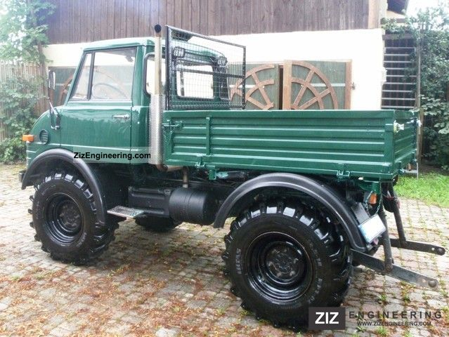 unimog 421 1973 other agricultural vehicles photo and specs. Black Bedroom Furniture Sets. Home Design Ideas