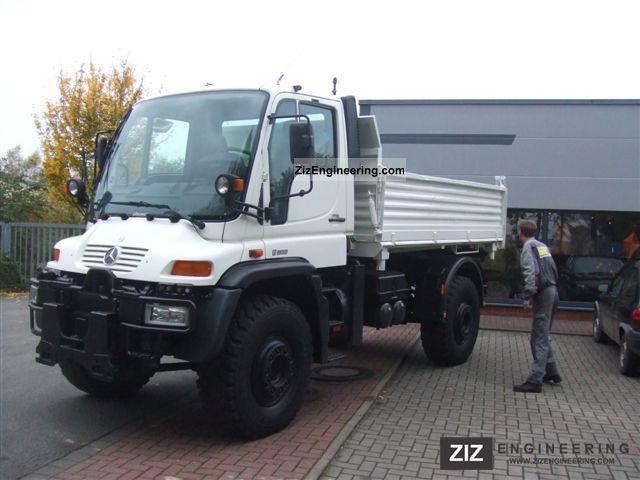 2003 Unimog  Unimog U500, U400, UGN, U300, U5000, U4000 Truck over 7.5t Other trucks over 7,5t photo