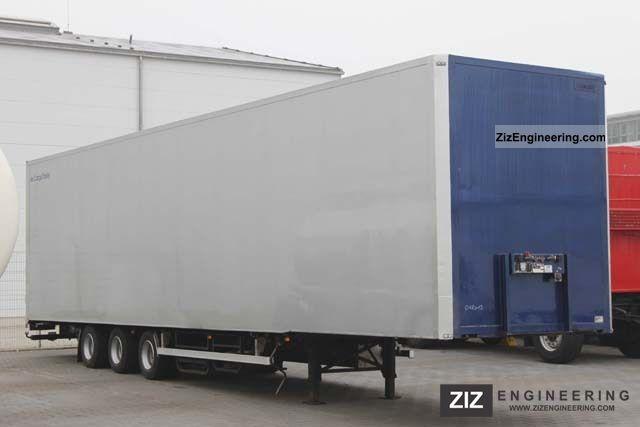 2003 Van Eck  AIR FREIGHT MEGA Case + roller conveyors Semi-trailer Other semi-trailers photo