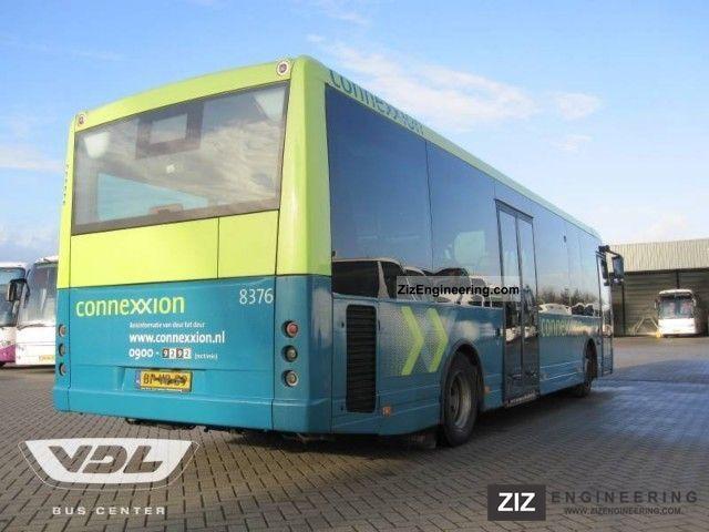 VDL Berkhof Ambassador 120 2005 Bus Public service vehicle