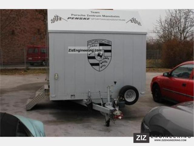 2007 Voss  OTHER Type: F3/Gesamtgewicht: 3500 kg / payload ca Trailer Trailer photo