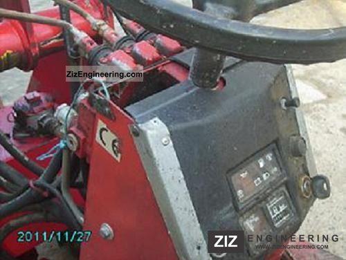 1995 Weidemann  Schäfer W 215 Loader Agricultural vehicle Farmyard tractor photo