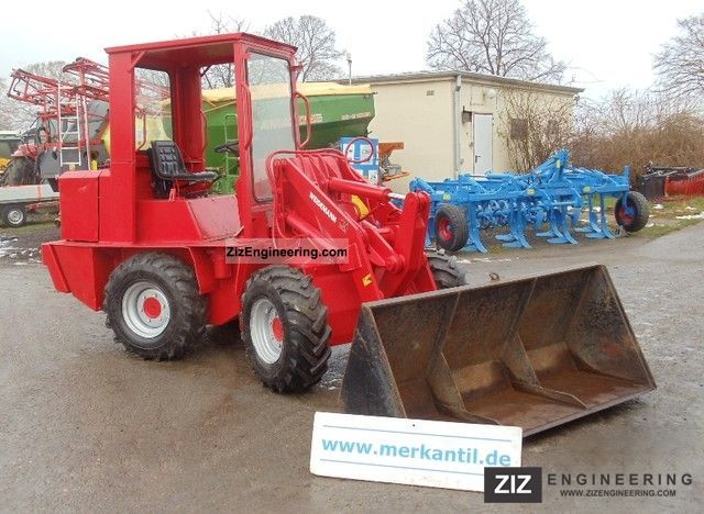 1995 Weidemann  3002 D / P Skid Agricultural vehicle Other agricultural vehicles photo