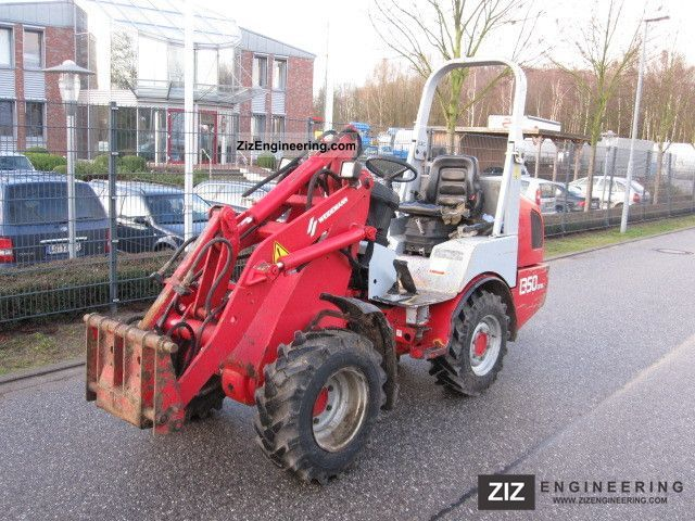 2007 Weidemann  1350cx45 Agricultural vehicle Other agricultural vehicles photo