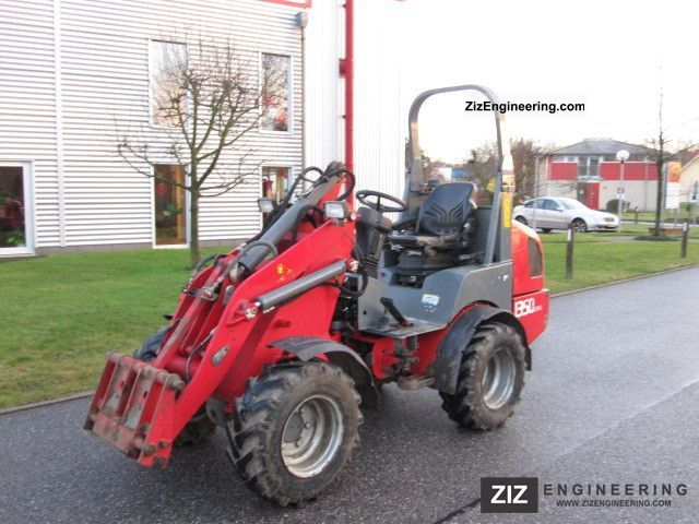 2008 Weidemann  1350cx45 Agricultural vehicle Other agricultural vehicles photo