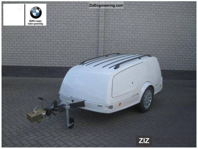 2001 Westfalia  BMW Multi-Trailer with Hood Trailer Trailer photo