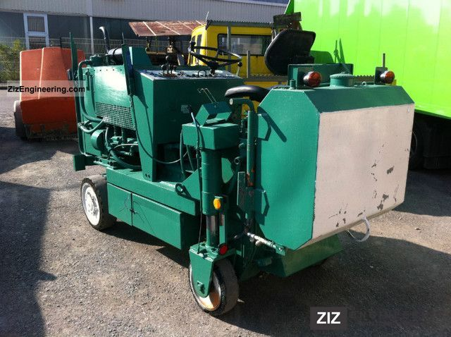 cold planer milling machine