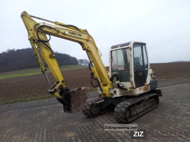 Yanmar B50 2 2011 Mini Kompact Digger Construction Equipment Photo And Specs