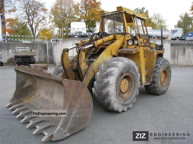 2011 Zettelmeyer  ZL 3000 V 8 Engine 3 cbm Construction machine Wheeled loader photo