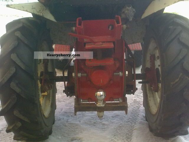 1977 Gutbrod  1050 Agricultural vehicle Other agricultural vehicles photo