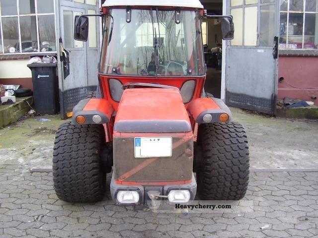 Carraro Trx 8400 2003 Mod 2002 Agricultural Tractor Photo