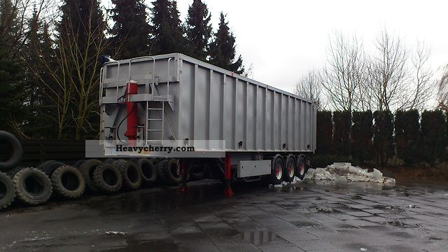 2003 Benalu  Country Liner Semi-trailer Tipper photo