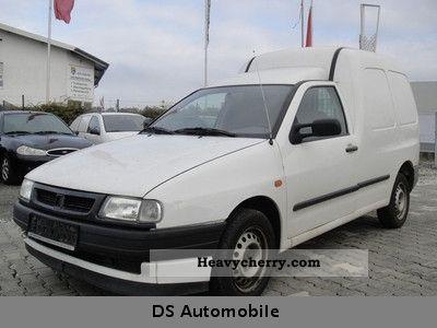 2003 Seat  Inca 1.9 SDI BOX € 3 Van or truck up to 7.5t Box-type delivery van photo