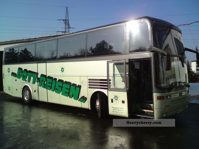 2001 EOS  Van Hool 200/1 Hand Coach Coaches photo
