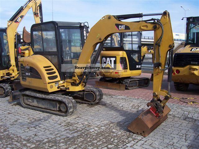 2007 CAT  302.5C Construction machine Other construction vehicles photo