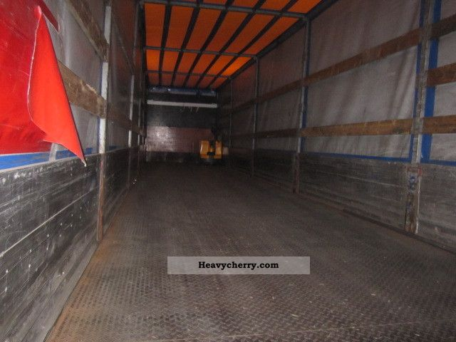Knapen Walking Floor 2008 Walking Floor Semi Trailer Photo