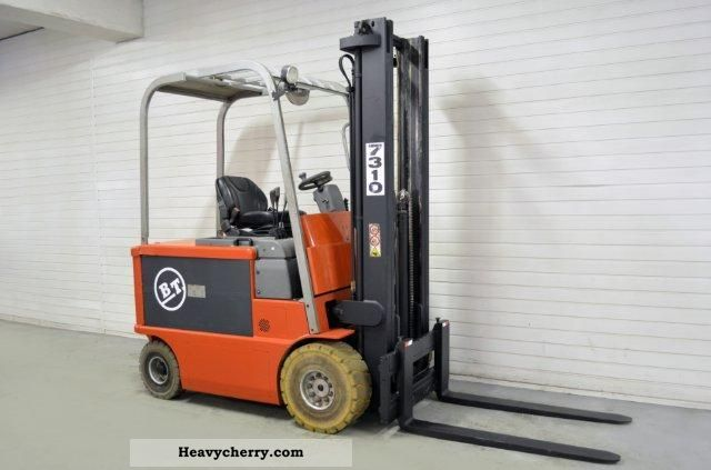 2005 BT  C4E 250NV, SS, FREE LIFT Forklift truck Front-mounted forklift truck photo