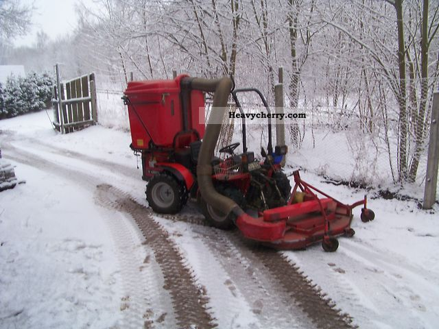 2001 Carraro  HST 4400 Agricultural vehicle Other agricultural vehicles photo