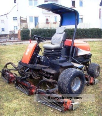 2008 Jacobsen  305 Fairway Agricultural vehicle Reaper photo