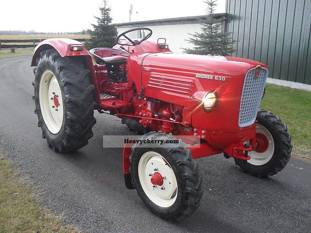 1964 Guldner  Guldner G30 Agricultural vehicle Tractor photo