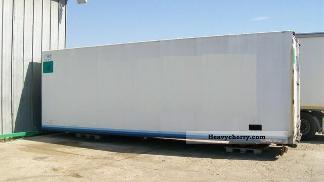 2000 BNG  CASSA ISOTERMICA GALLINGAN Trailer Other trailers photo