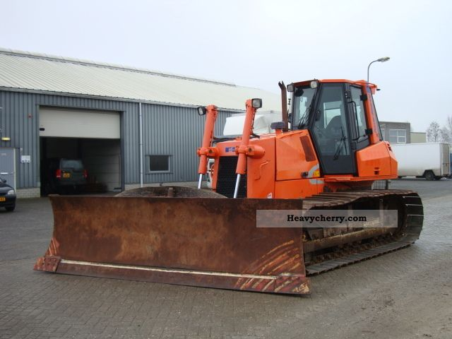 2004 Hitachi  D150 LGP (FIAT-KOBELCO) Construction machine Dozer photo
