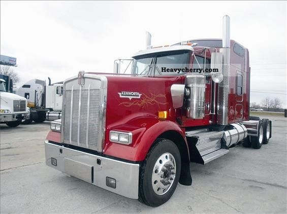 Standard Tractor Trailer Unit Semi Trailer Truck