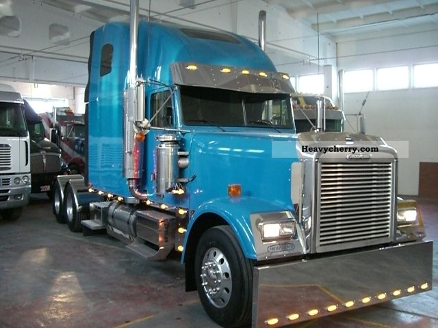 Freightliner Tractor Weight : Freightliner classic xl fld truck usa standard