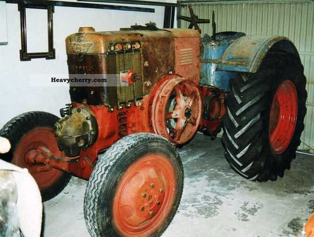 2011 Lanz  Ursus C45 Agricultural vehicle Tractor photo