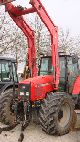 2003 Agco / Massey Ferguson  6290 TYPE: AIR TRACTOR LOADER F 18 Agricultural vehicle Tractor photo 1