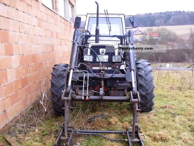 Lamborghini 955 Dt 1981 Agricultural Tractor Photo And Specs