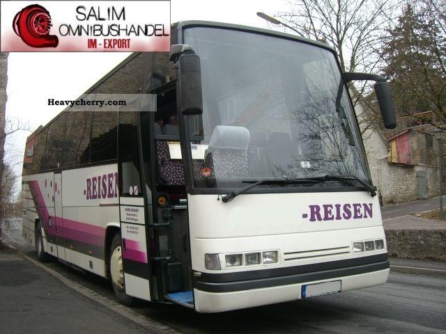 1995 Drogmoller  Drögmöller 330H/Deutsches E Vehicle / Euro 2/381 HP (404) Coach Coaches photo