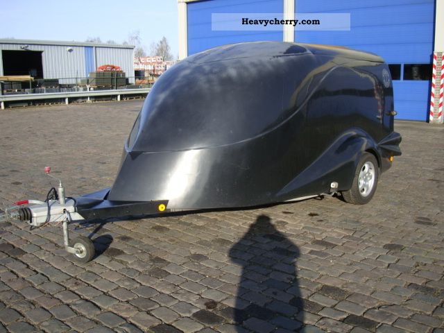 Excalibur Like new 1500 Luxury S2 2006 Motortcycle Trailer