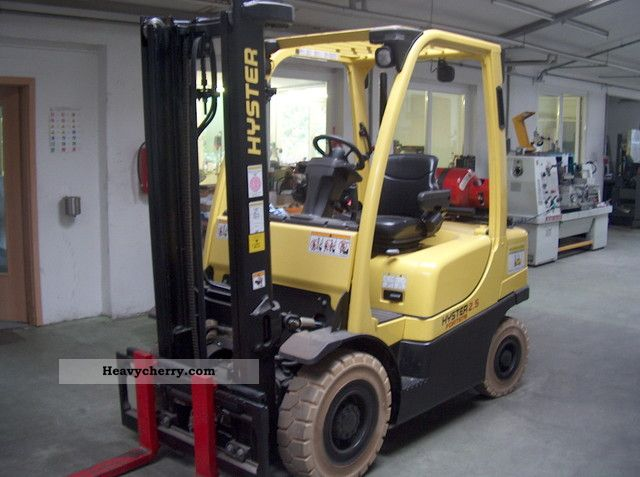 2008 Hyster  H2.5FT Forklift truck Other forklift trucks photo