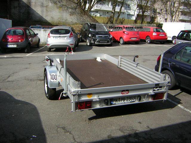 2003 Koch  Smart trailer / small car trailer Trailer Car carrier photo