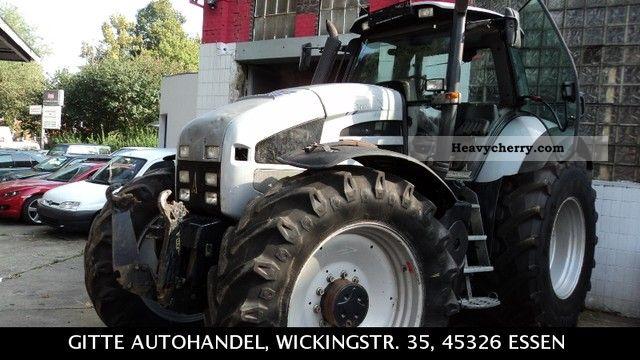 2002 Deutz-Fahr  Agrotron 260 WHEEL BRAKE AIR AIR hydraulic Agricultural vehicle Tractor photo