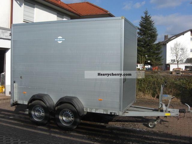 2003 Heinemann  Aluminum case 171 423 Trailer Box photo