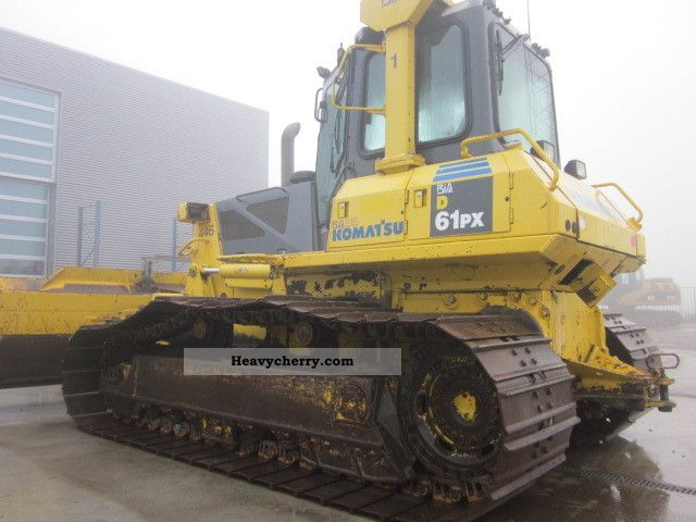 2005 Komatsu  D61PX-15 Construction machine Dozer photo