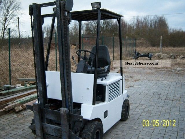 2011 Still  R70 Forklift truck Front-mounted forklift truck photo