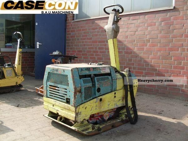 2000 Ammann  AVH 100-20 F Construction machine Compaction technology photo